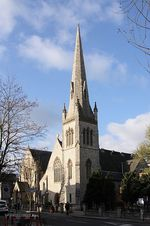 Ealing Church Parking